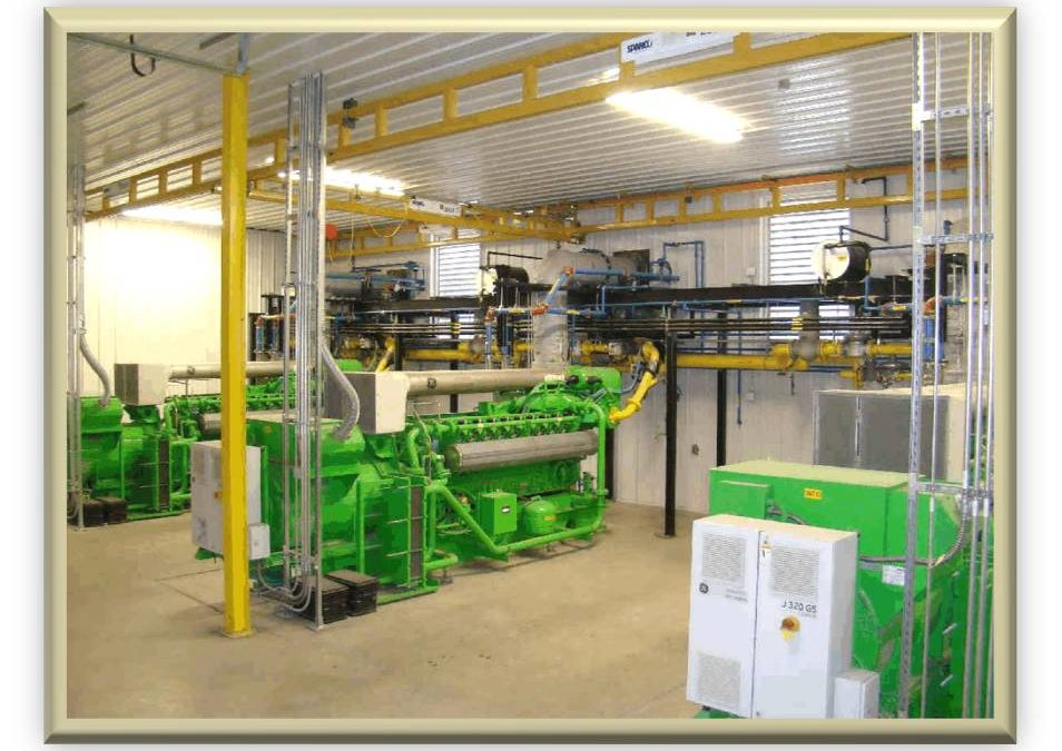 Landfill Gas-to-Energy Facility (Auburn)